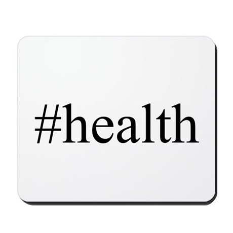 #health Mousepad