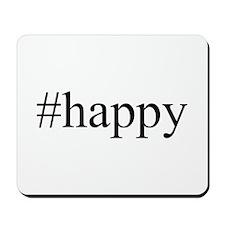 #happy Mousepad