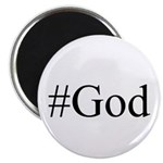 #God Magnet