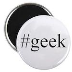 #geek Magnet