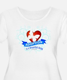 Adoption is a beutiful thing. T-Shirt