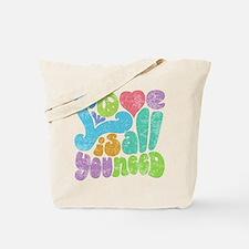 Love is All II Tote Bag