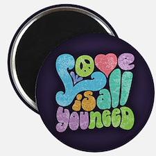 Love is All II Magnet