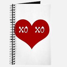 Hugs & Kisses Valentine Journal
