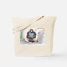 Gorilla- God's Creatures Tote Bag
