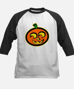 Pumpkin Kids Baseball Jersey