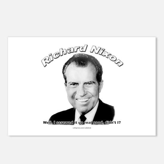 Richard Nixon 03 Postcards (Package of 8)