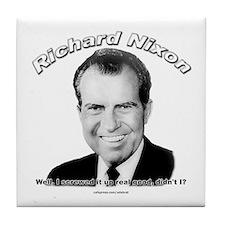Richard Nixon 03 Tile Coaster