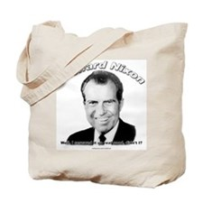 Richard Nixon 03 Tote Bag