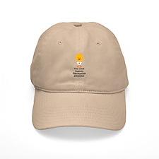 Fibromyalgia Awareness Chick Baseball Cap