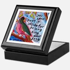 Your Song Keepsake Box