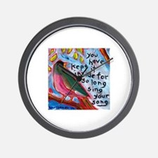 Your Song Wall Clock