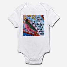 Your Song Infant Bodysuit