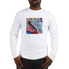 Your Song Long Sleeve T-Shirt