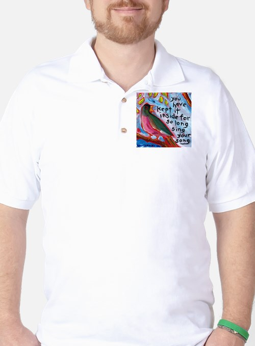 Your Song Golf Shirt