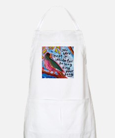 Your Song Apron