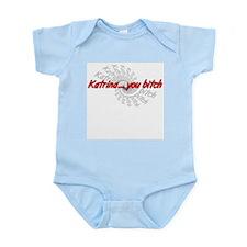 Katrina... you bitch! Infant Creeper