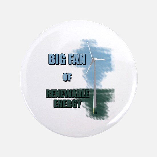 "Big fan 3.5"" Button"