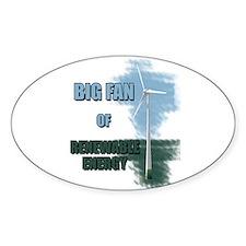Big fan Decal