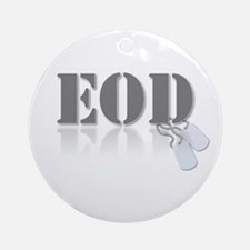 EOD Ornament (Round)