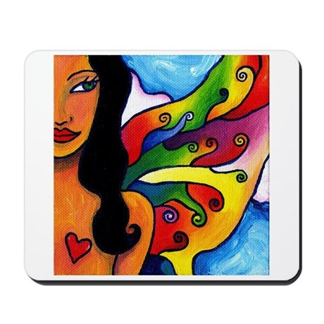 Dream Wings Mousepad