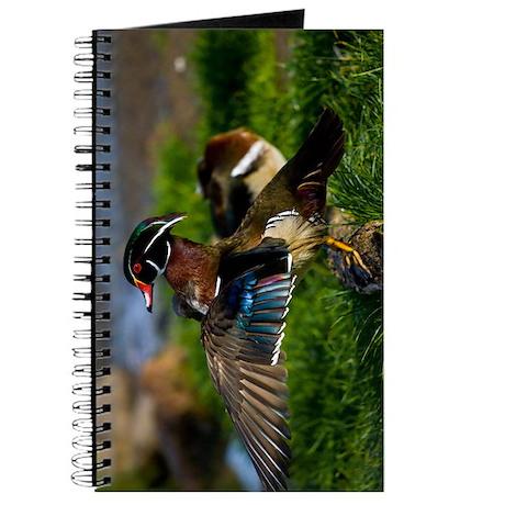 Wood Duck Wing Journal
