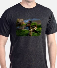 Wood Duck Wing T-Shirt