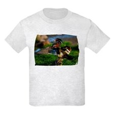 Wood Duck Wing T-Shirt