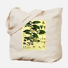 Cute Tea leaves Tote Bag