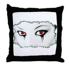 Unique Horror Throw Pillow