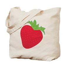 Cool Strawberry Tote Bag