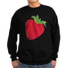 Funny Strawberries Sweatshirt