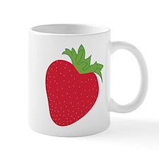 Cute Strawberry fruit Mug