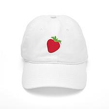 Unique Red food Baseball Cap