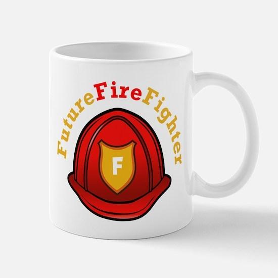 Future Fire Fighter Mug