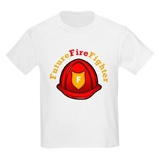 Future Fire Fighter T-Shirt