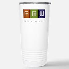 Free More West Travel Mug