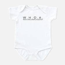 WHOA Infant Bodysuit
