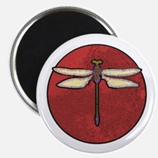 Dragonfly Moon Magnet