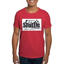 WS-shuffle-logo-7 T-Shirt