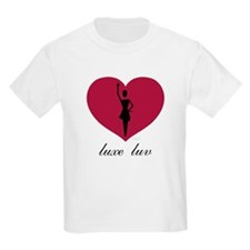 luxe luv Kids T-Shirt