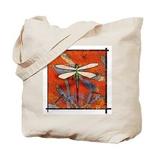 Dragonfly Tote Bag