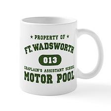 Motor Pool Mug (Green)