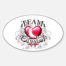 Team Edward Tribal Decal