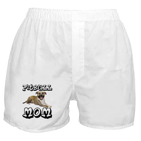 PitBull MOM Boxer Shorts