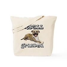 PitBull Grandma Tote Bag