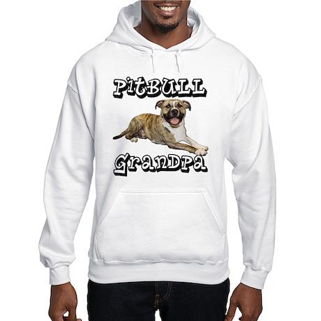 PitBull GRANDPA Hooded Sweatshirt