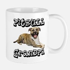 PitBull GRANDPA Mug