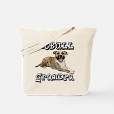 PitBull GRANDPA Tote Bag