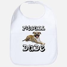 PitBull DUDE Bib